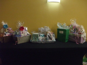 Great Gift Basket Prizes!